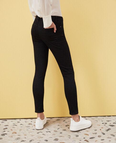 Comptoir des Cotonniers - Jeans skinny Noir - 4