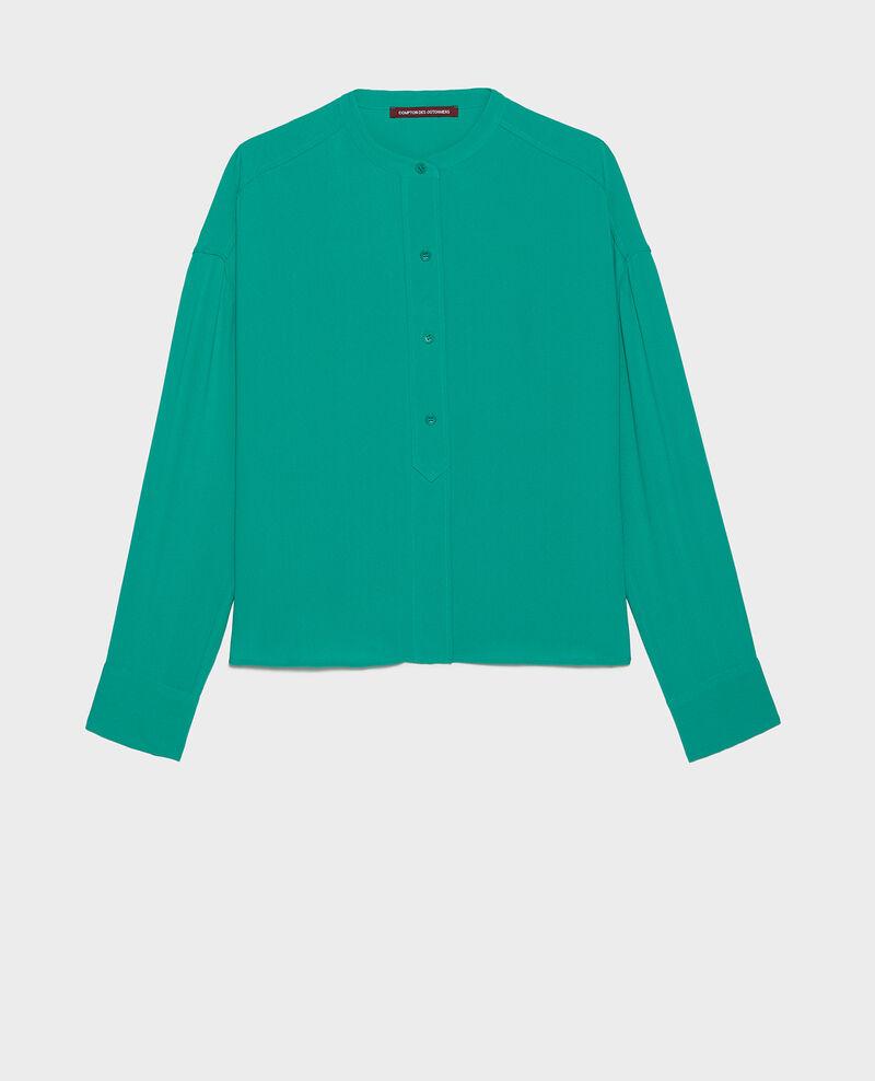 Blusa de corte recto Golf green Lorleau