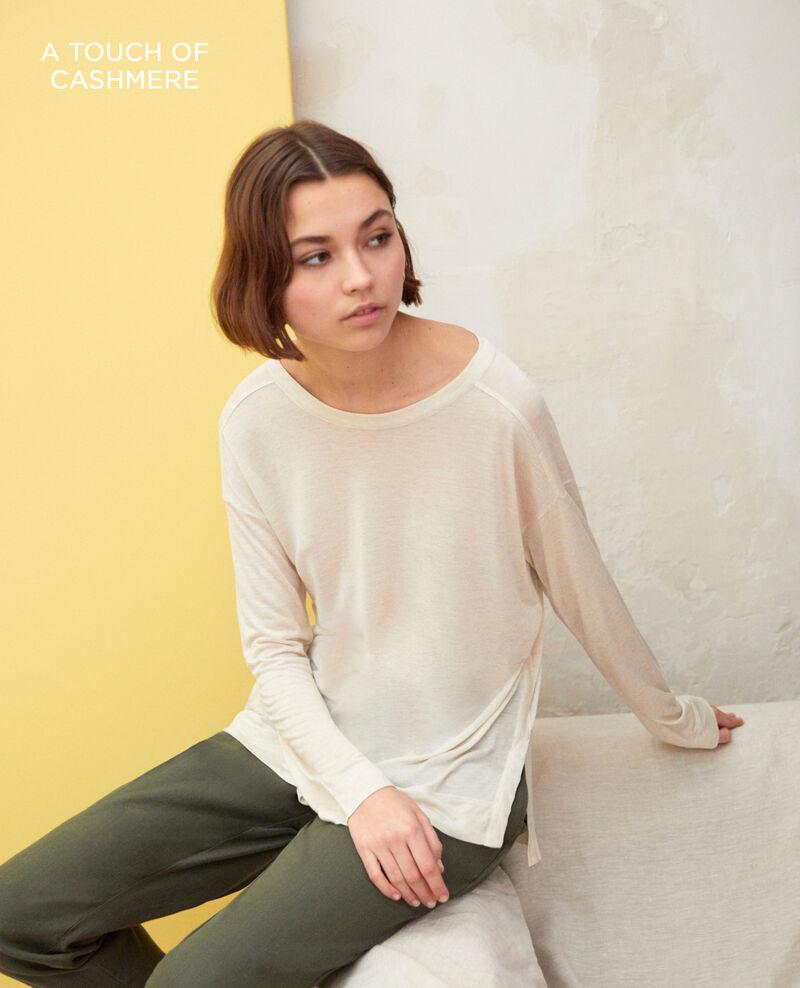 Camiseta atemporal Natural beige Integre