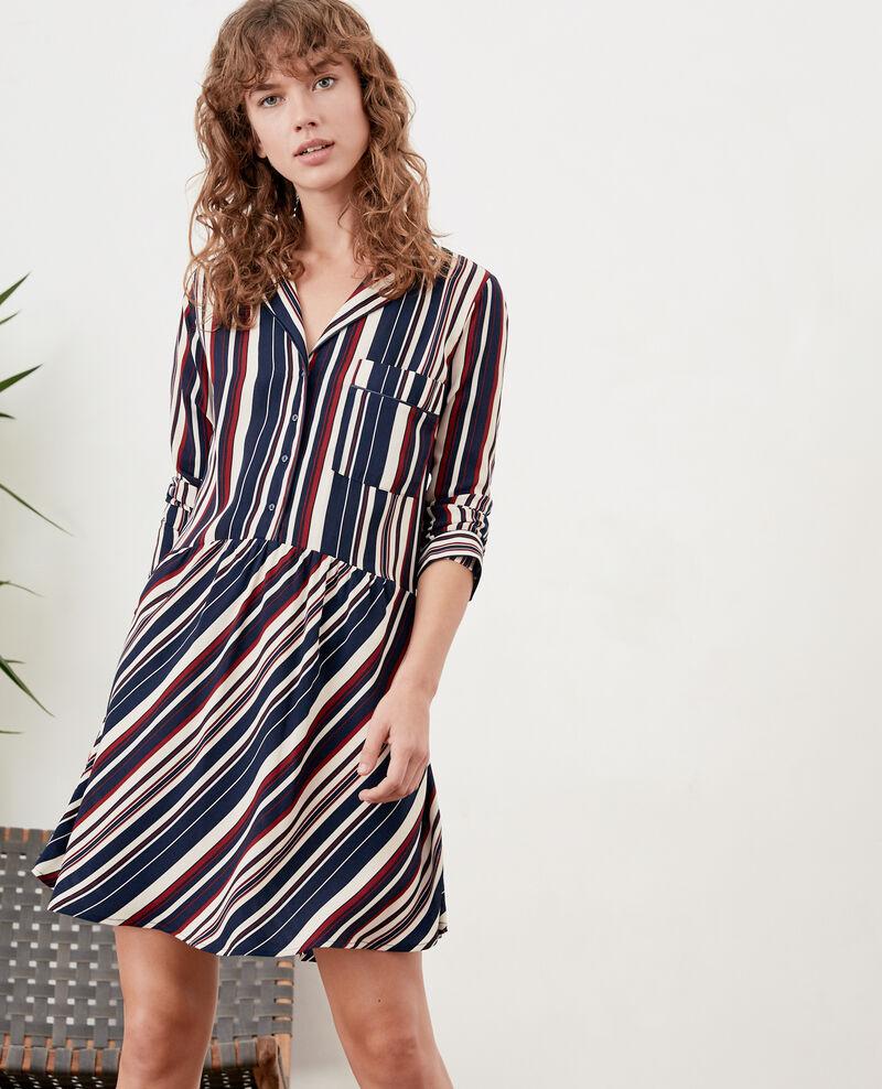 Vestido de rayas Stripes marine/devil Dorothy