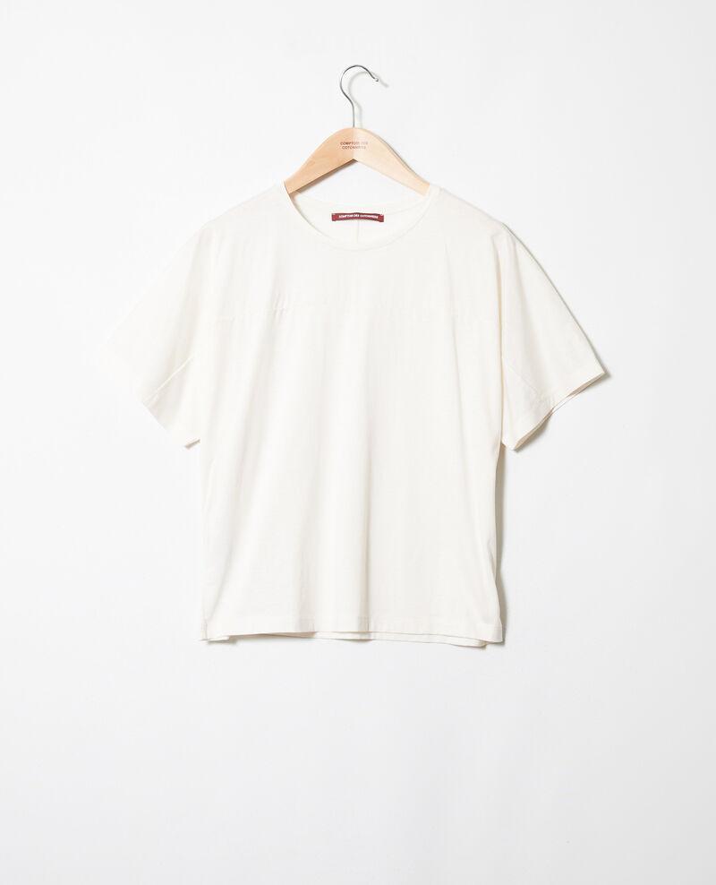 Camiseta de algodón Off white Jokari