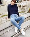Jeans slim Medium wash Ilirance
