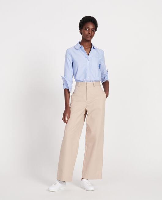 Pantalón masculino de algodón OXFORD TAN