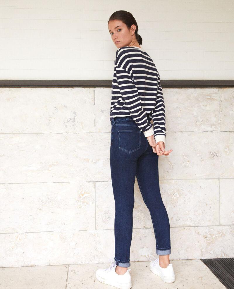 Jeans corte slim Azul Goulven