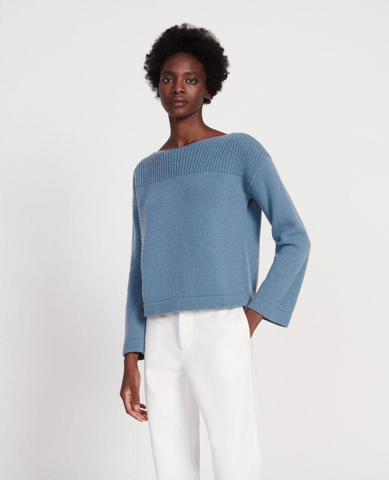 Jersey de lana y cachemir Bluestone Lalane