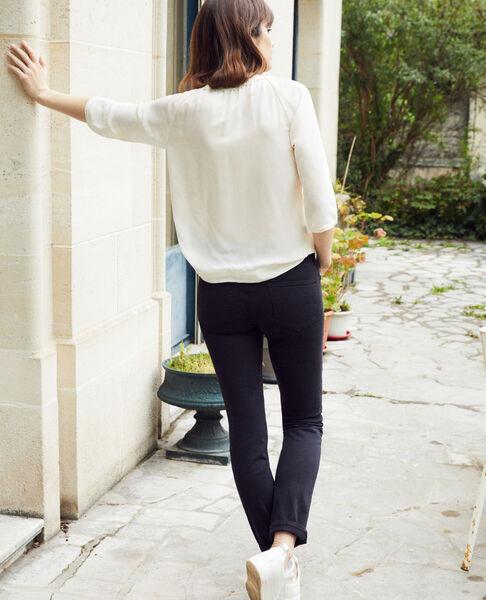 Comptoir des Cotonniers - Jeans slim Noir - 3