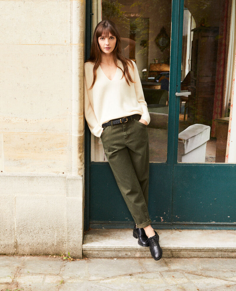 Jeans fashion fit Deep depths Jantone