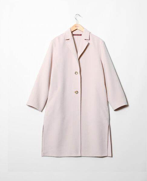 Comptoir des Cotonniers - Abrigo de doble cara Pink icing - 2