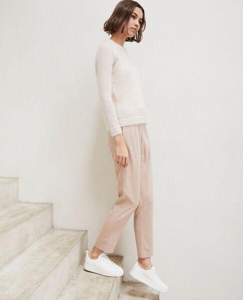 Comptoir des Cotonniers - Jersey de punto fantasía  Light pink - 5