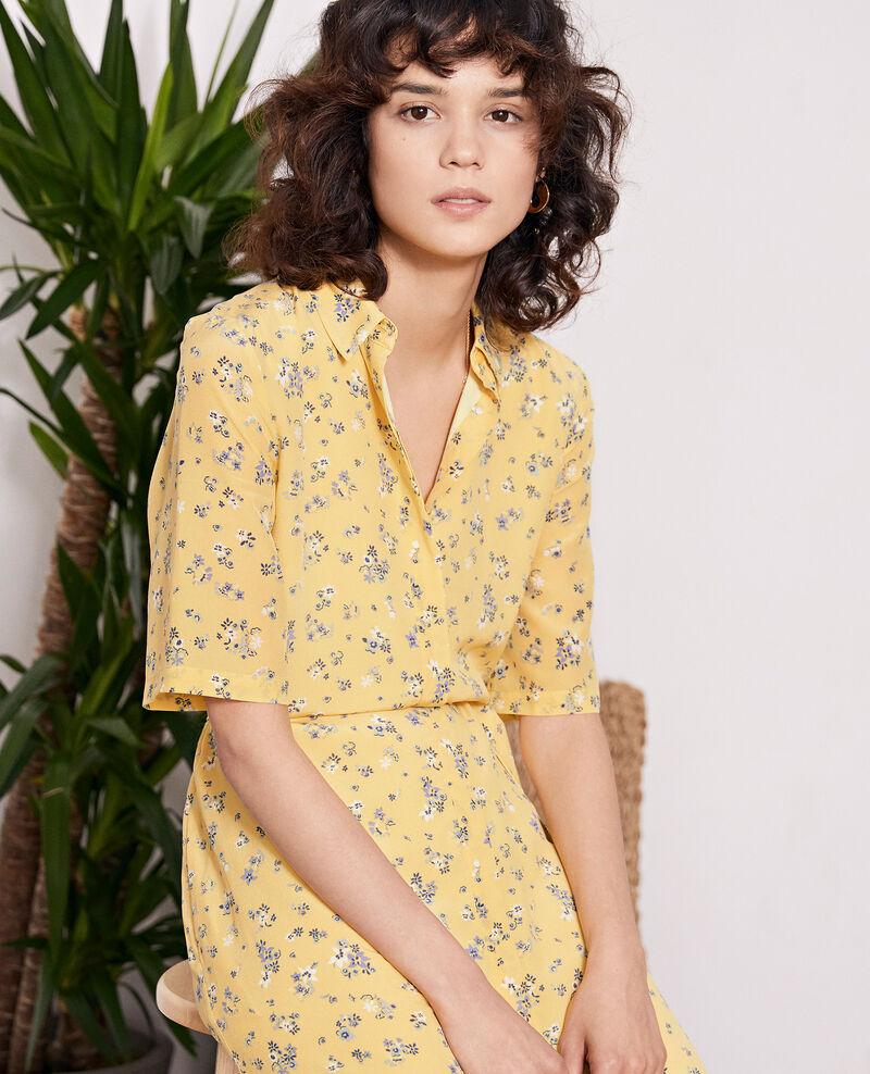 Vestido estampado Lillybell lemon Flashback