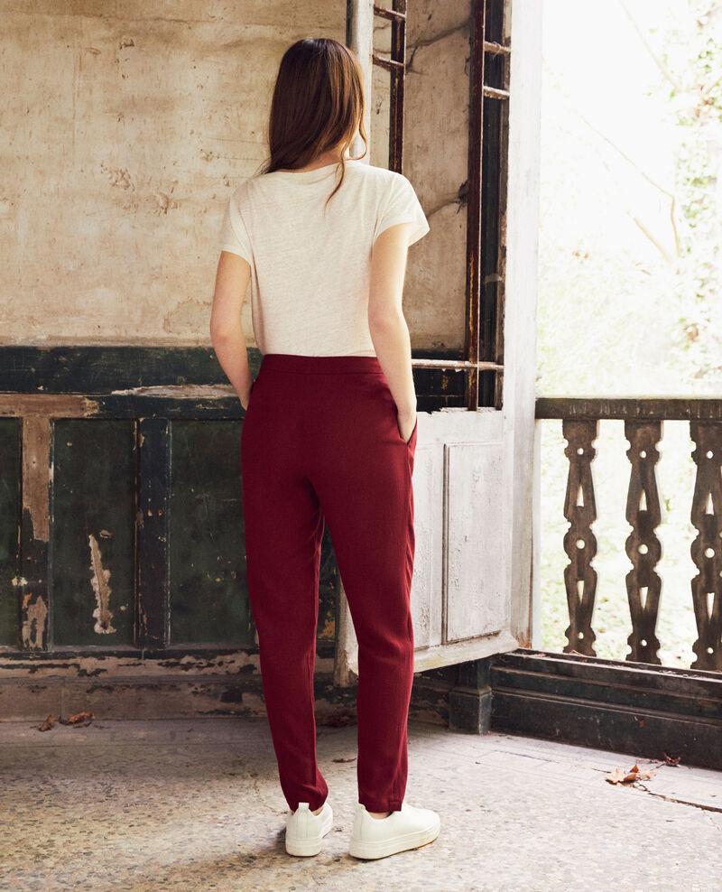 Pantalón estilo árabe Cabernet Inoise