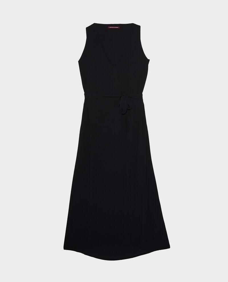 Vestido fluido Black beauty Lalonde