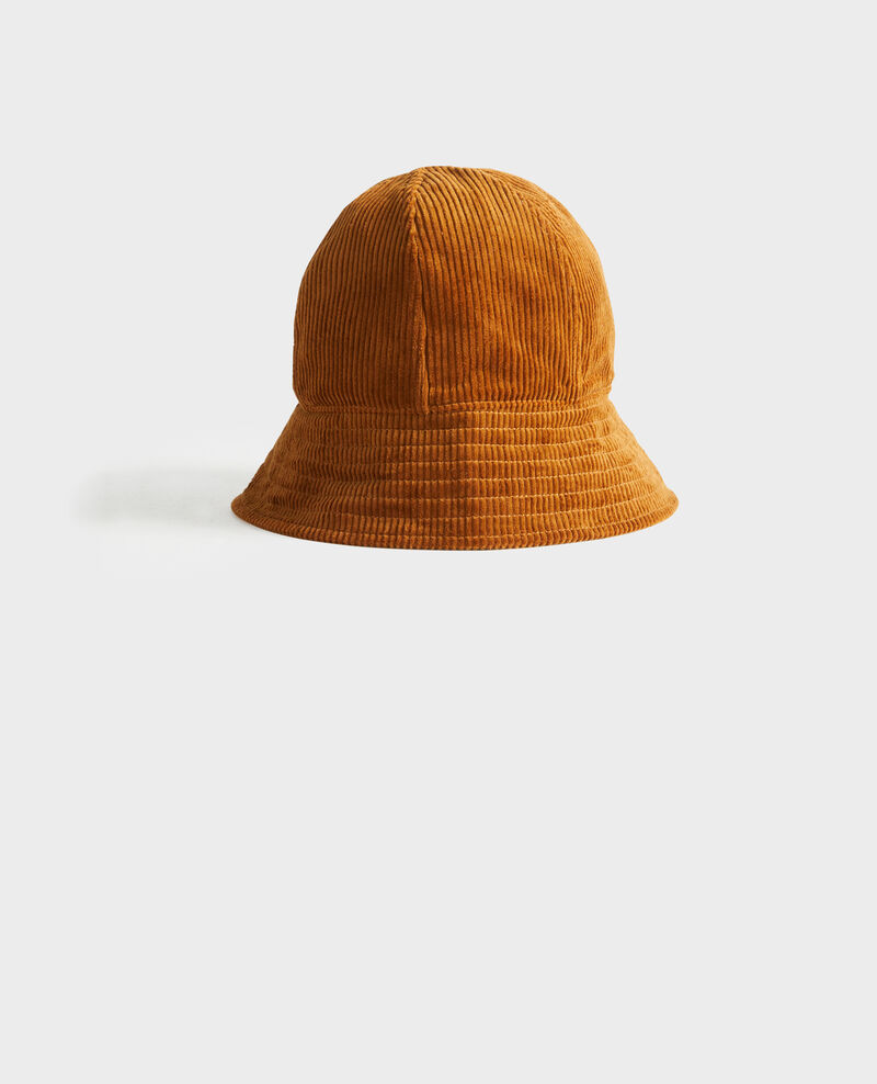 Sombrero bob de pana Monks robe Pelo