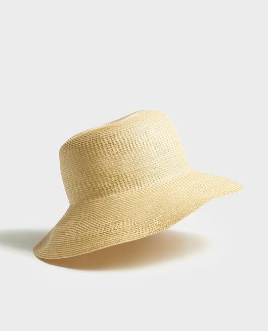 Sombrero de paja GARDENIA