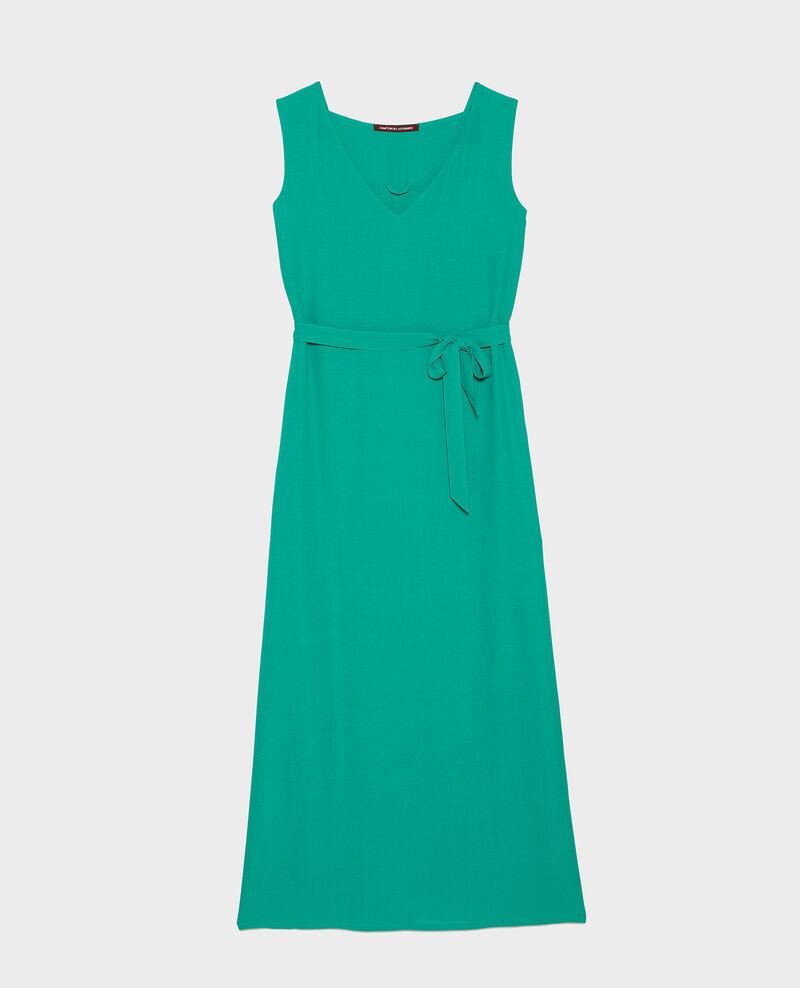 Vestido fluido Golf green Lalonde