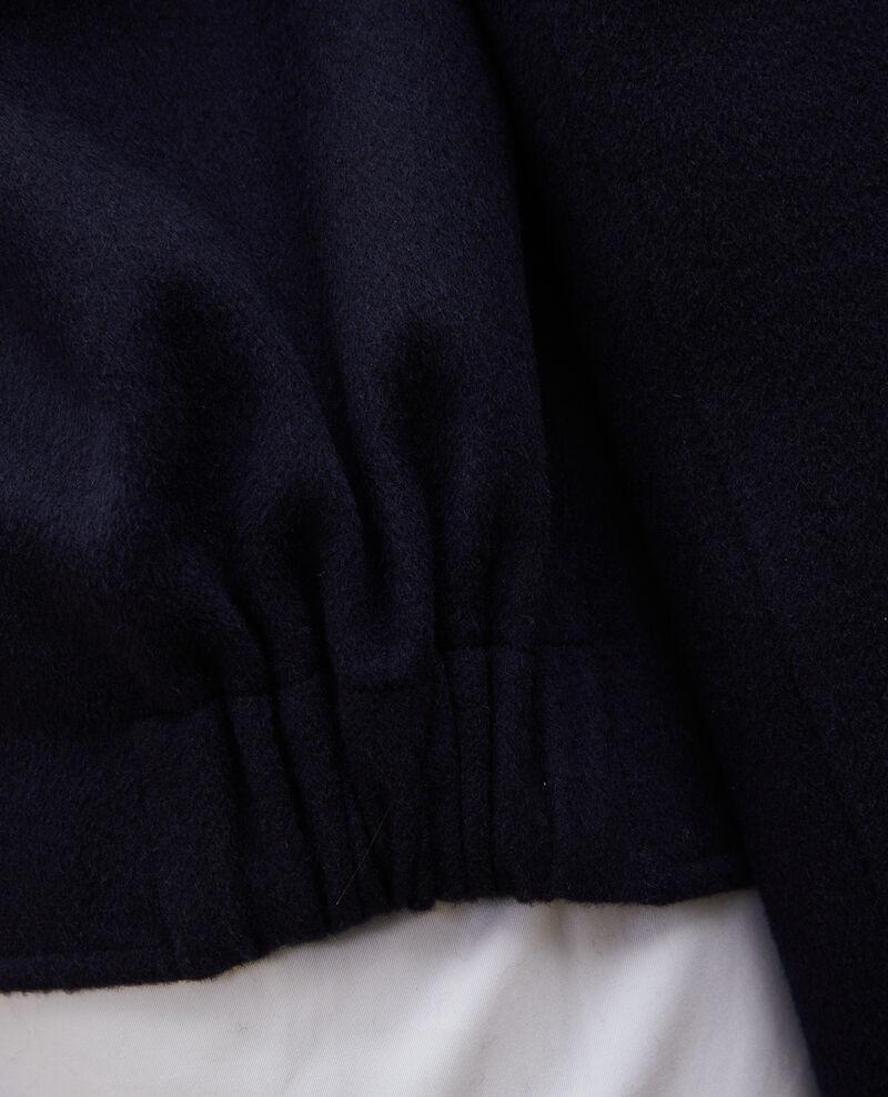 Chaqueta de lana con doble cara Night sky Mauguio
