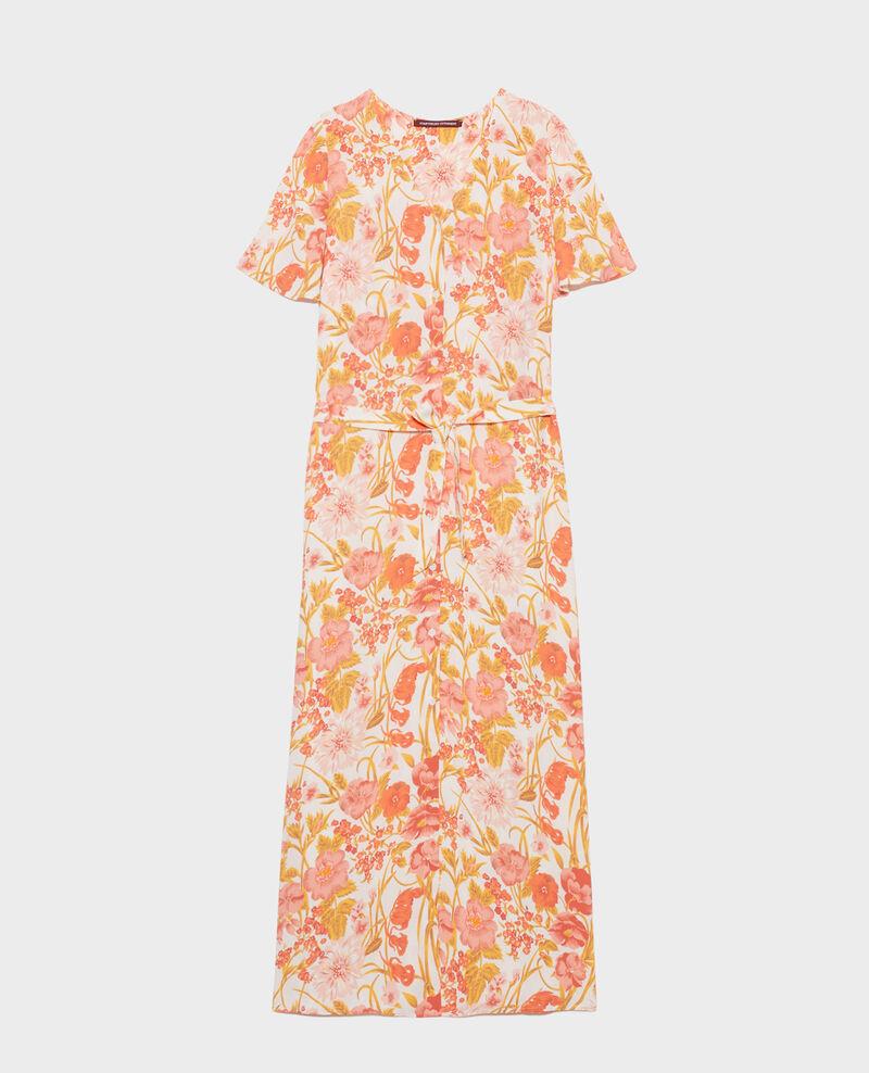 Vestido largo Ete gardenia b Lavish