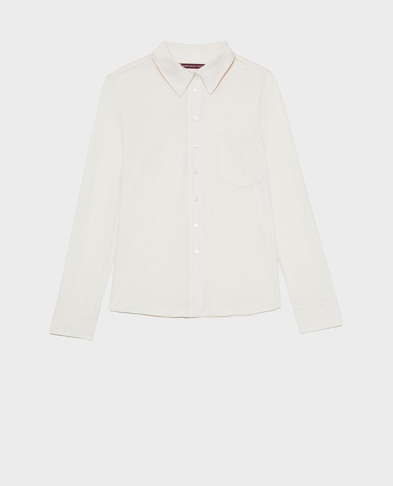Camisa de seda Buttercream Leanor