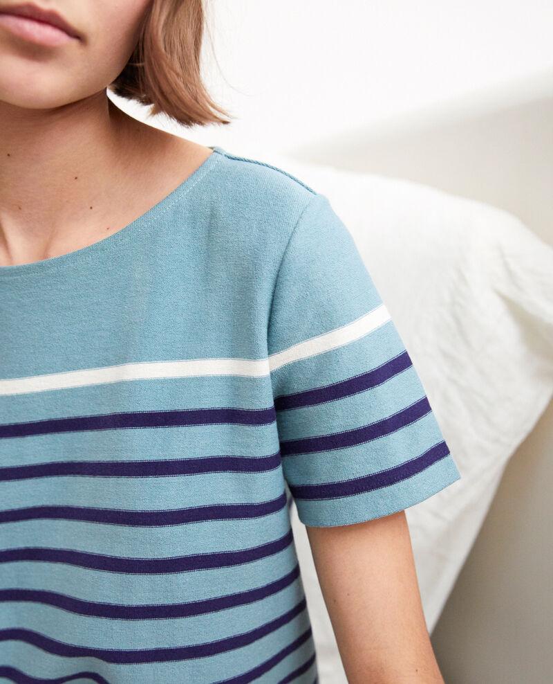 Camiseta de rayas Bm/navy/ow Imarin