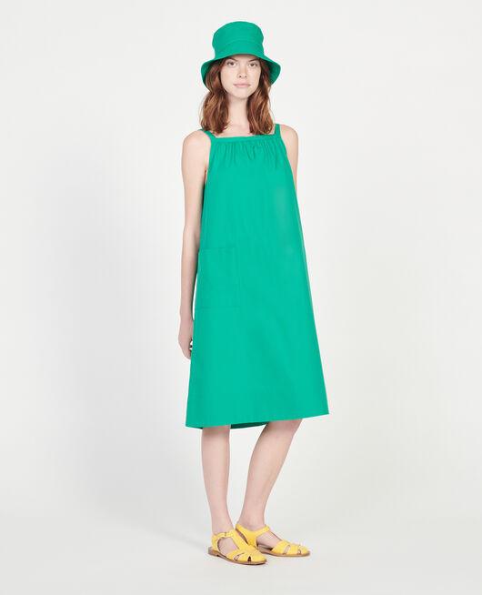 Vestido de algodón GOLF GREEN