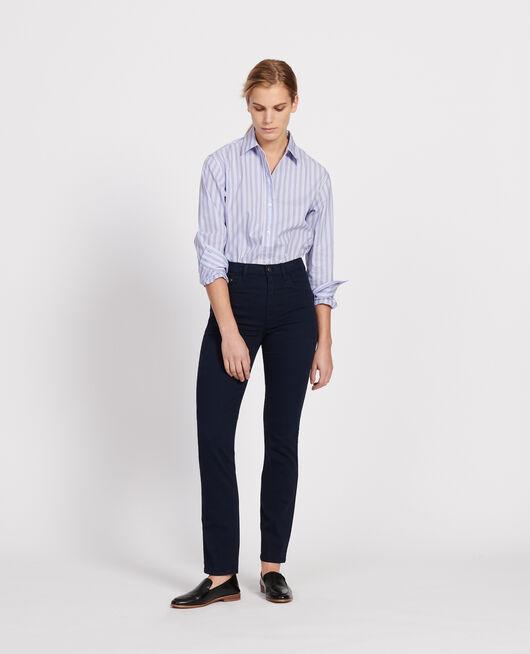 Pantalón de corte recto MARITIME BLUE