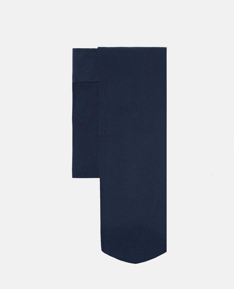 Pantys opacos  Azul Geng