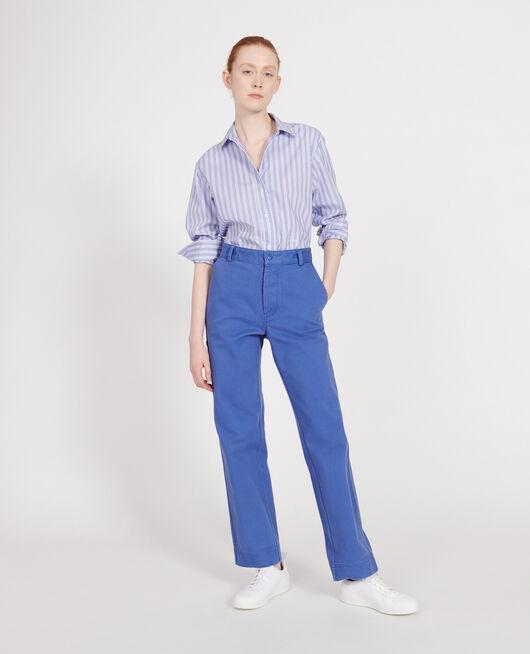 Pantalón con bolsillos AMPARO BLUE