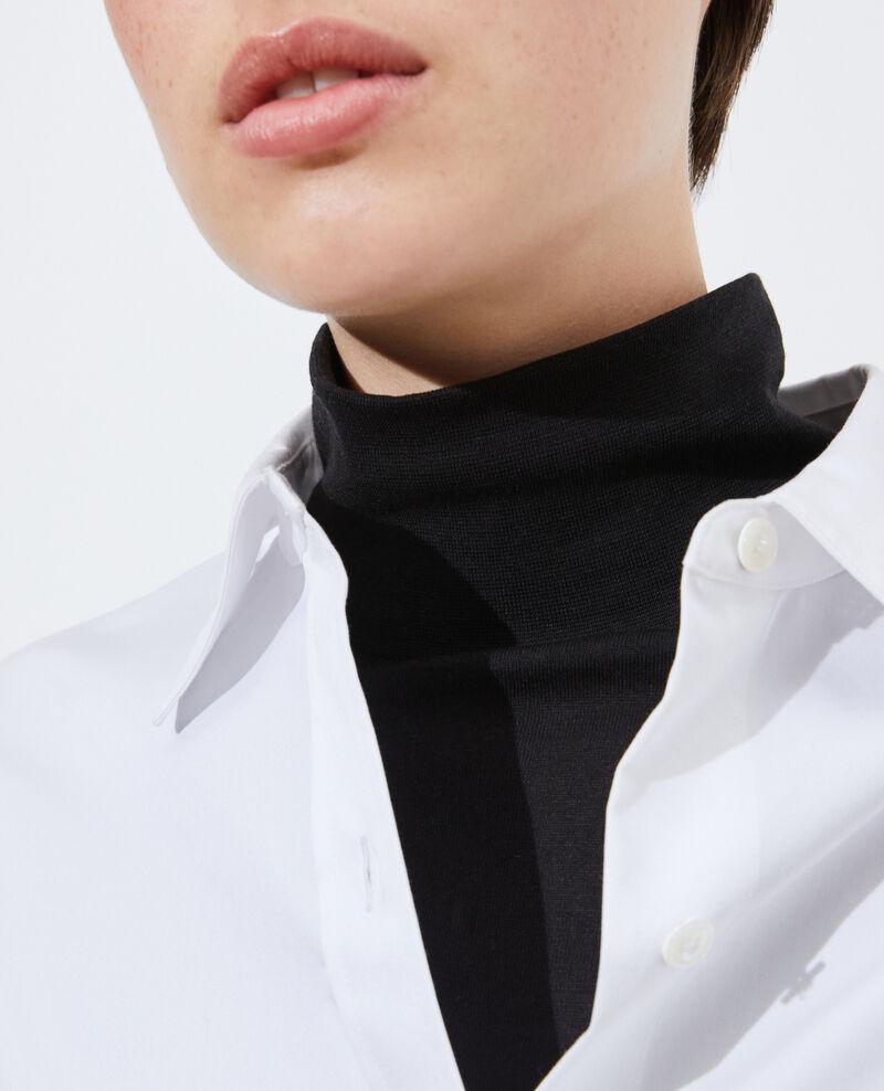 Camisa de hombre de algodón Supima Brilliant white Mynde