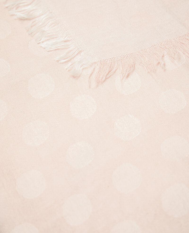 Fular con lunares Pink Ipois