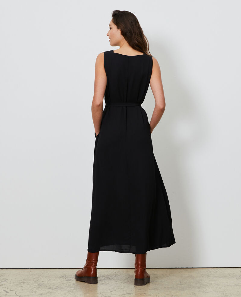 Vestido largo Black beauty Lalonde