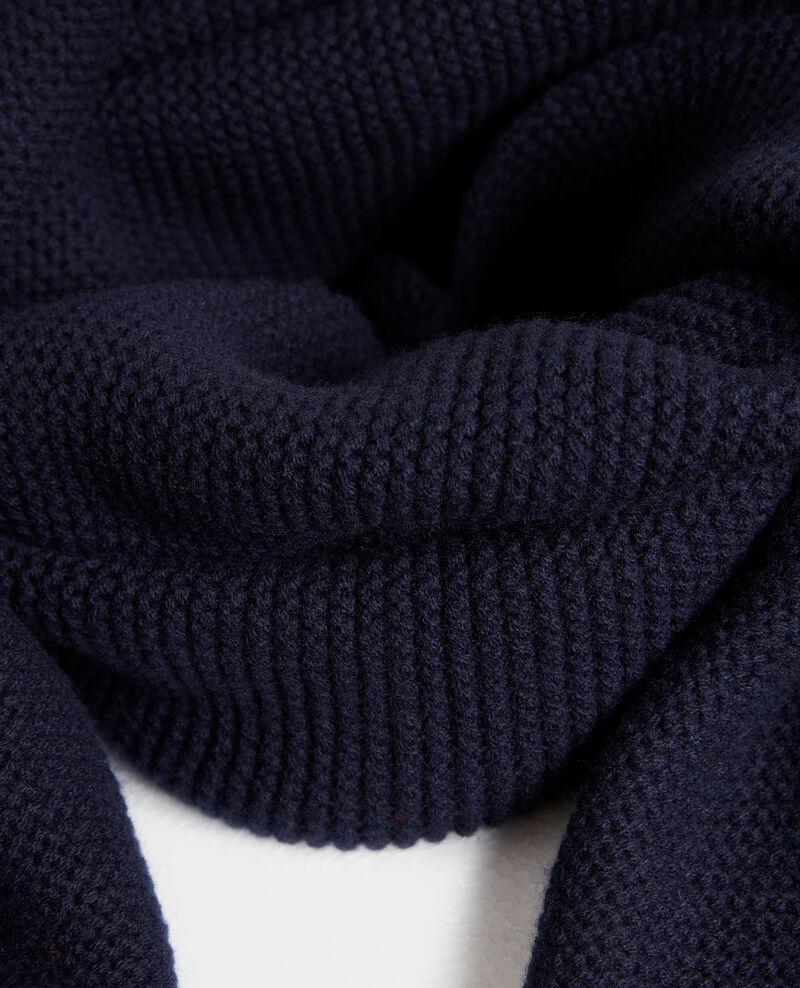 Bufanda larga de lana Night sky Moiron
