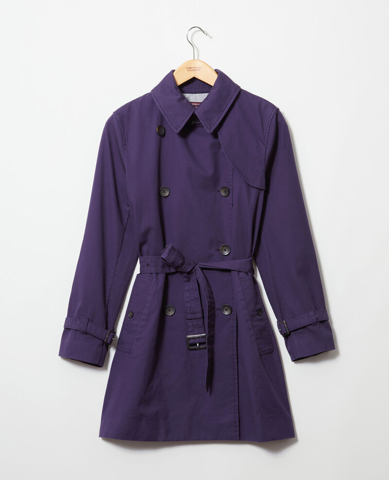 Trench atemporal Ink navy Isore