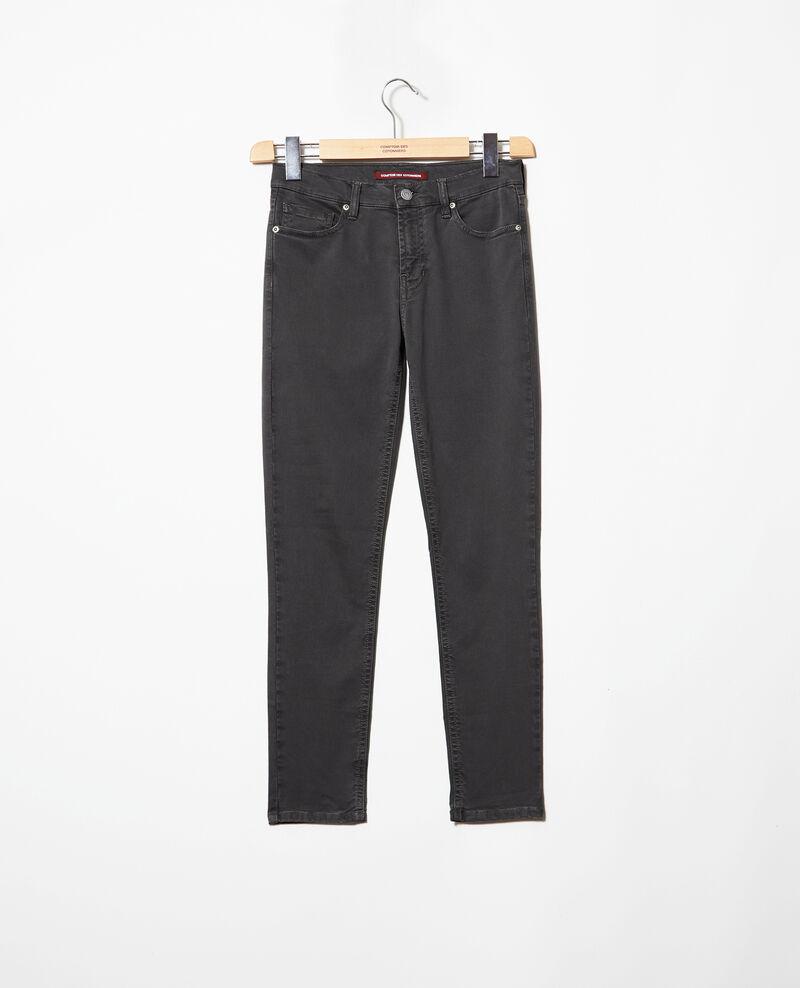 Jeans slim Dark green Ibonair