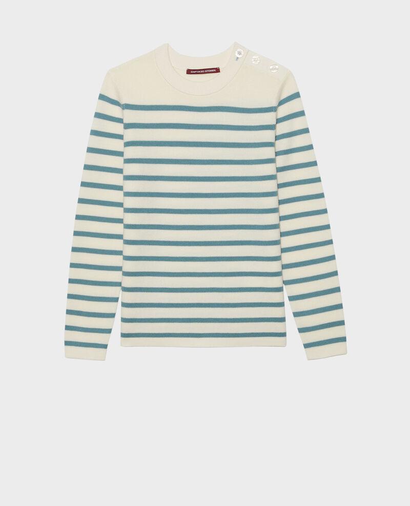 MADDY - Jersey marinero de lana Str_jetstr_trs Liselle
