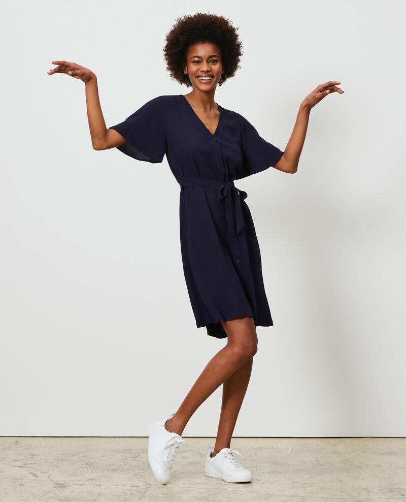 Vestido corto Maritime blue Lavishort