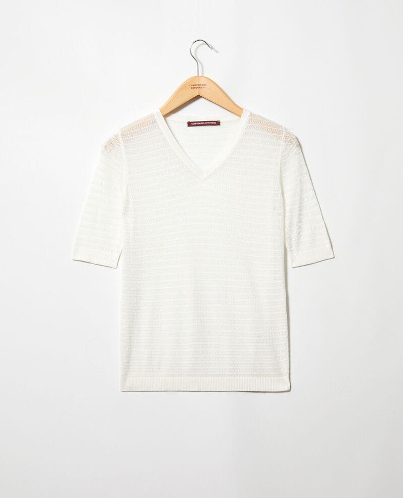 Camiseta de punto Off white Ishirt