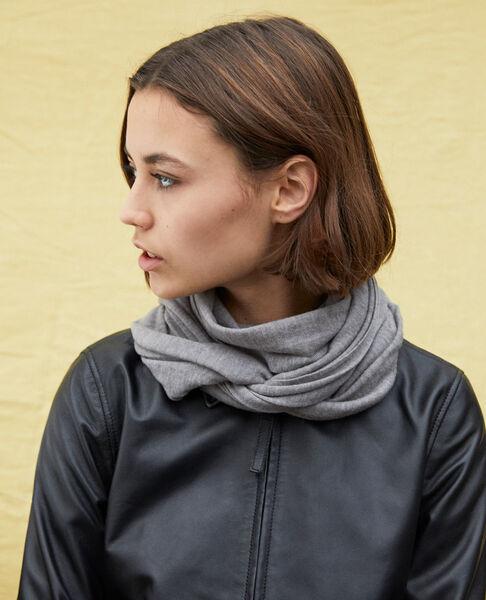 Comptoir des Cotonniers - Bufanda de lana Heather light grey - 1