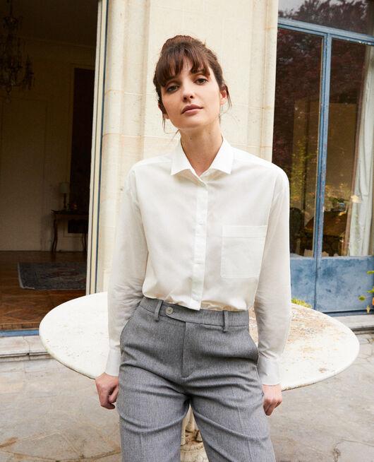 Camisa de algodón COCONUT MILK