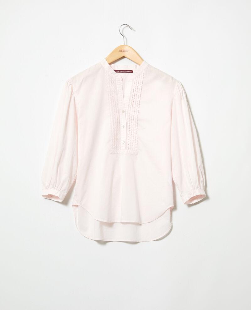 Blusa con pechera Pink Itape
