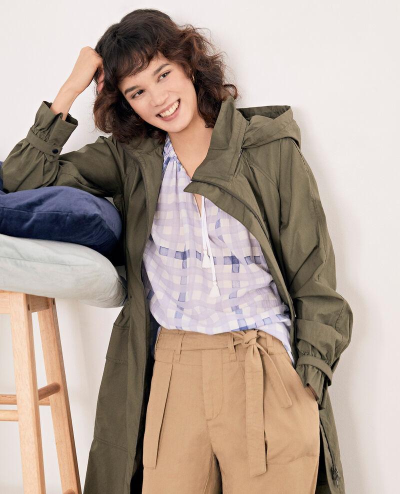 Pantalón chino con cinturón  Mastic Faaron