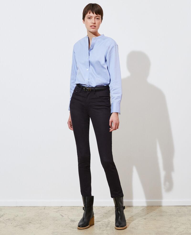 DANI - SKINNY - Jeans 5 bolsillos Night sky Mozakiny