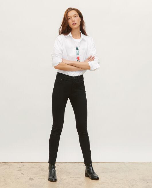Jeans skinny 5 bolsillos BLACK BEAUTY