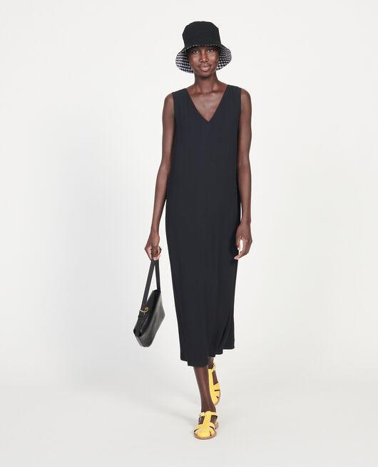 Vestido fluido BLACK BEAUTY