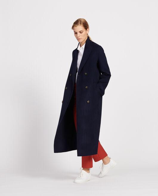 Abrigo largo MARITIME BLUE
