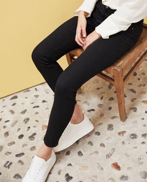 Comptoir des Cotonniers - Jeans skinny Noir - 1