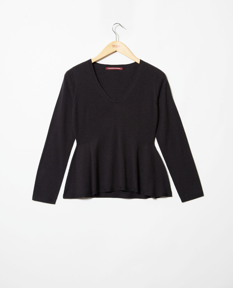Jersey de lana  Noir Icarpan