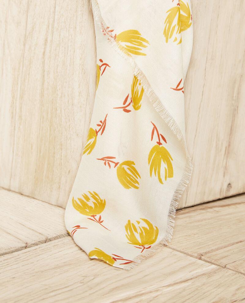 Fular estampado Tulip buttercream Julip