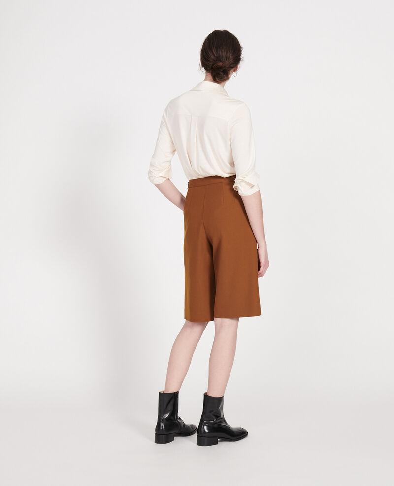 Bermudas de lana lisa Monks robe Lancelou