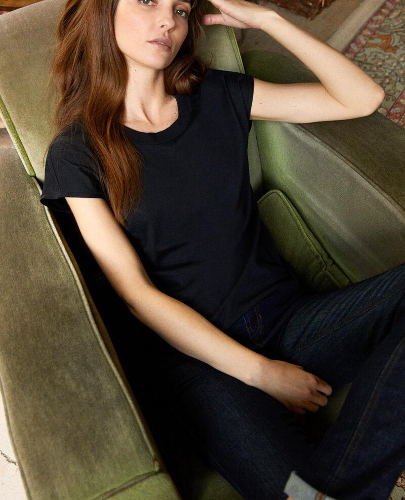 Camiseta atemporal Noir Joya