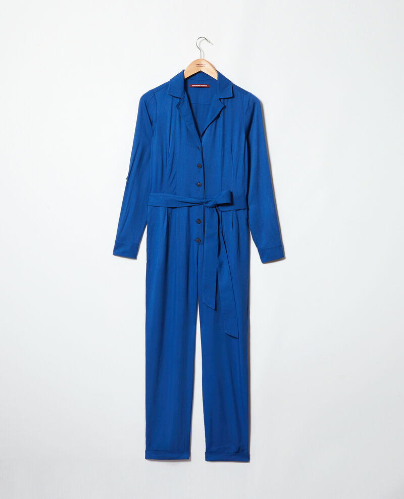 Mono camisero Imperial blue Ioasis